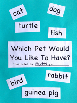 Which Pet Would You Like To Have? - CD Book